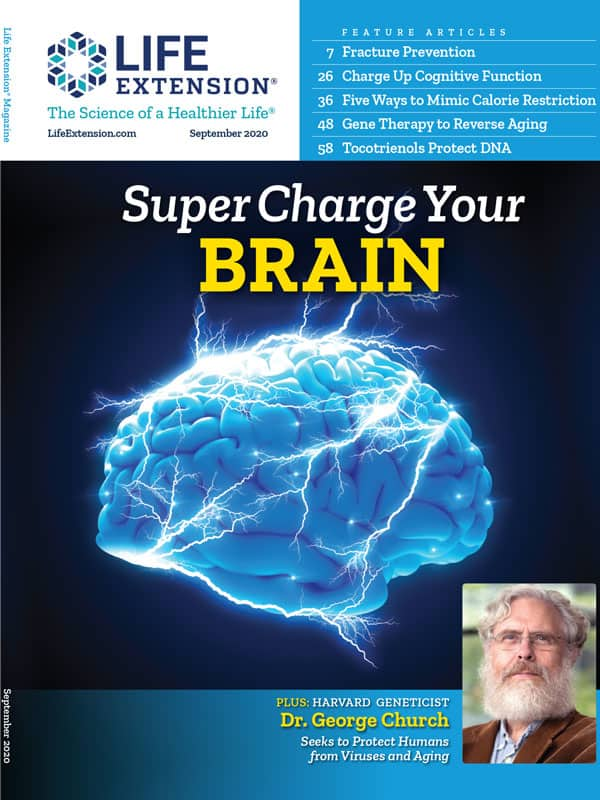 Life Extension Magazine The Science Of A Healthier Life
