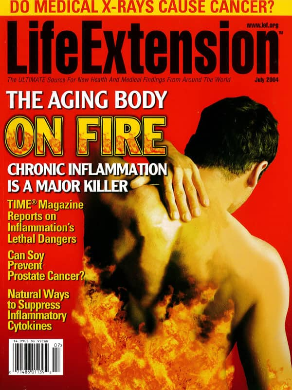 Magazine Cover July 2004