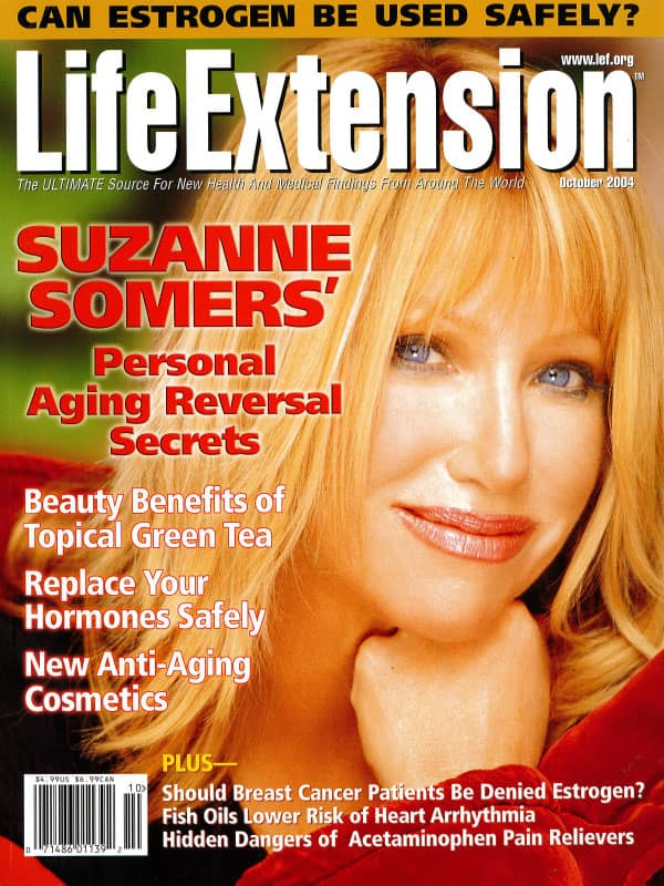 Magazine Cover October 2004