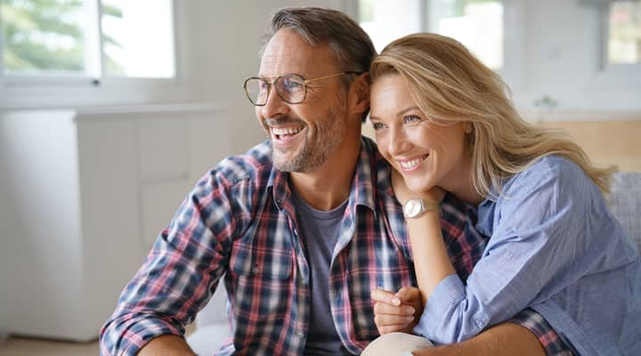 Couple with more energy and better mood after taking pregnenolone