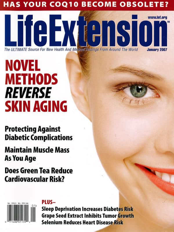 Magazine Cover January 2007