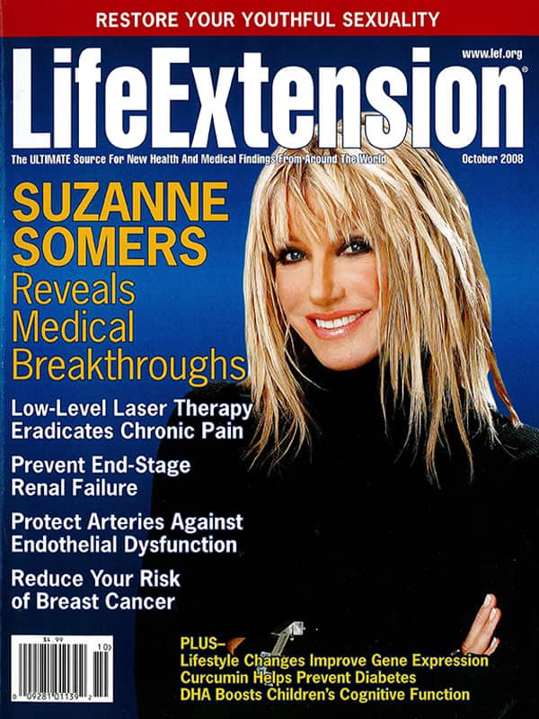 Magazine Cover October 2008