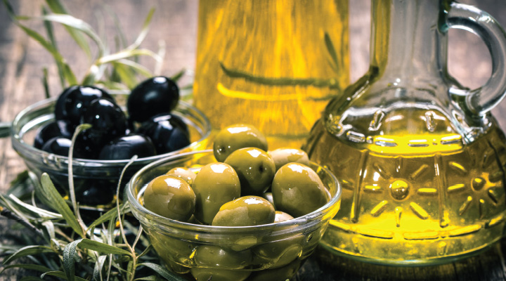 Is Your Olive Oil Counterfeit?