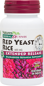 Red Yeast Rice (Extended Release) -