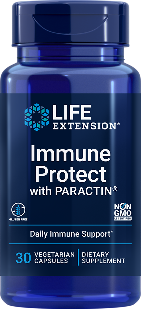 Immune Protect with PARACTIN® - Dual-action immune system support