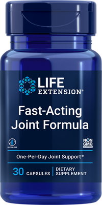 Fast-Acting Joint Formula, 30 capsules - Life Extension
