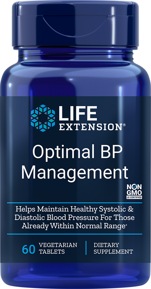 Natural BP Management - Supports healthy blood pressure