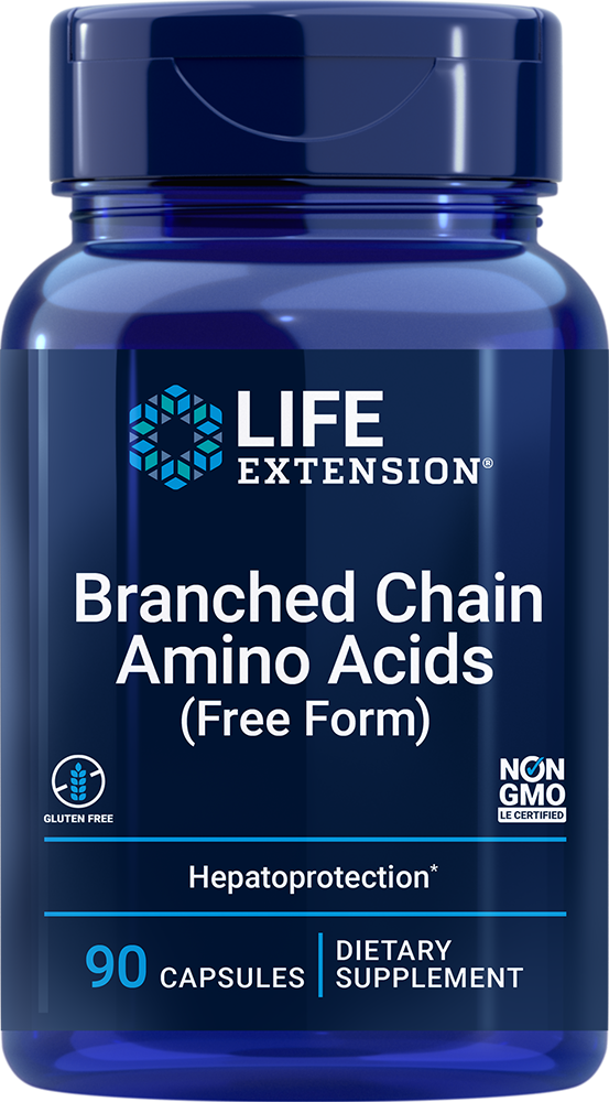 Branched Chain Amino Acids - Promotes muscle recovery after exercise