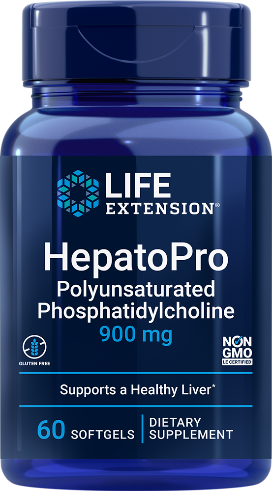 HepatoPro (Polyunsaturated Phosphatidylcholine) -