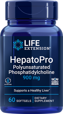 HepatoPro , 900 mg, 60 softgels - Life Extension