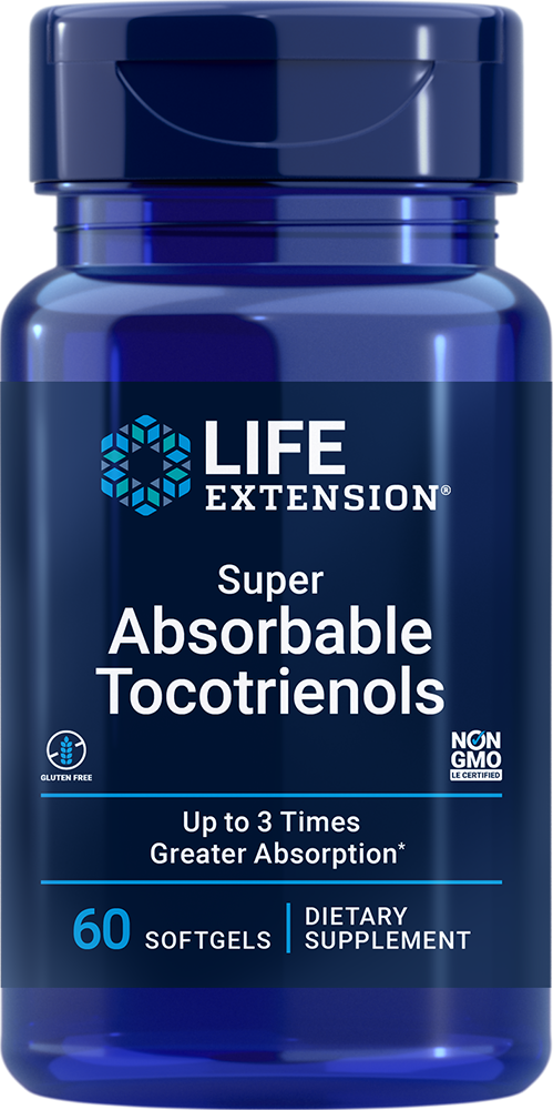 Super Absorbable Tocotrienols - Support healthy hair growth & more