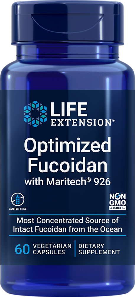 Optimized Fucoidan with Maritech<span style='font-size:70%;vertical-align:33%;'>®</span> 926 - Promotes healthy immune function