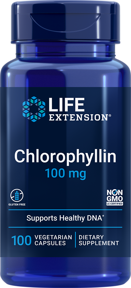 Chlorophyllin - Supports DNA health