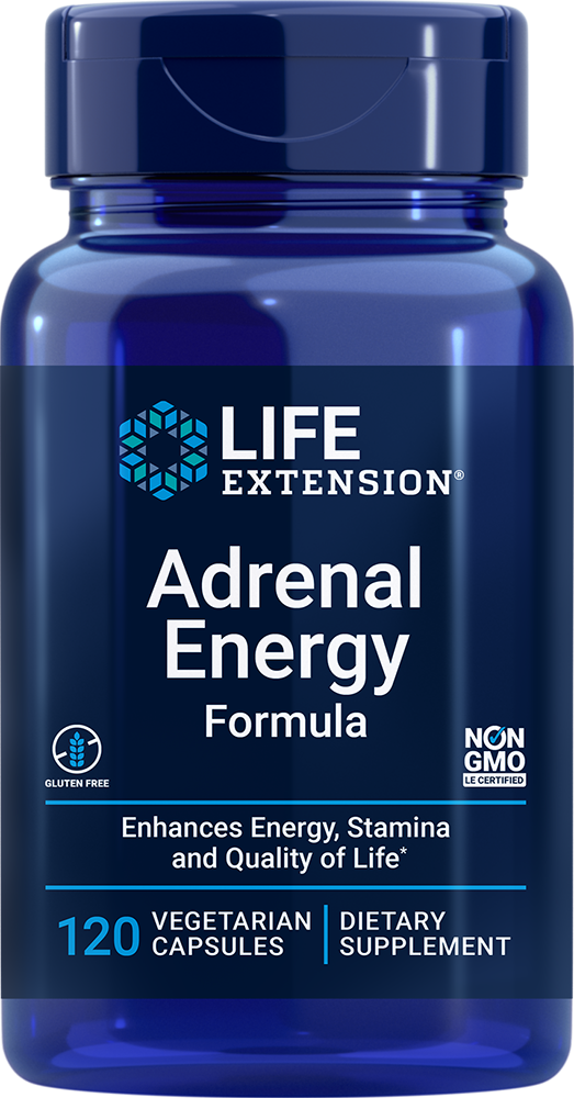 Adrenal Energy Formula - Block the effects of stress