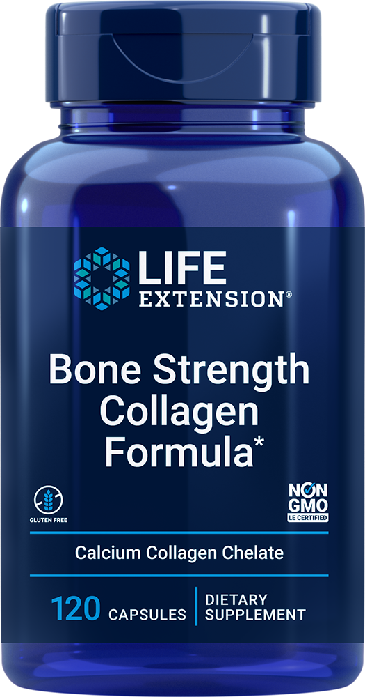 Bone Strength Formula with KoAct® - Essential for greater flexibility