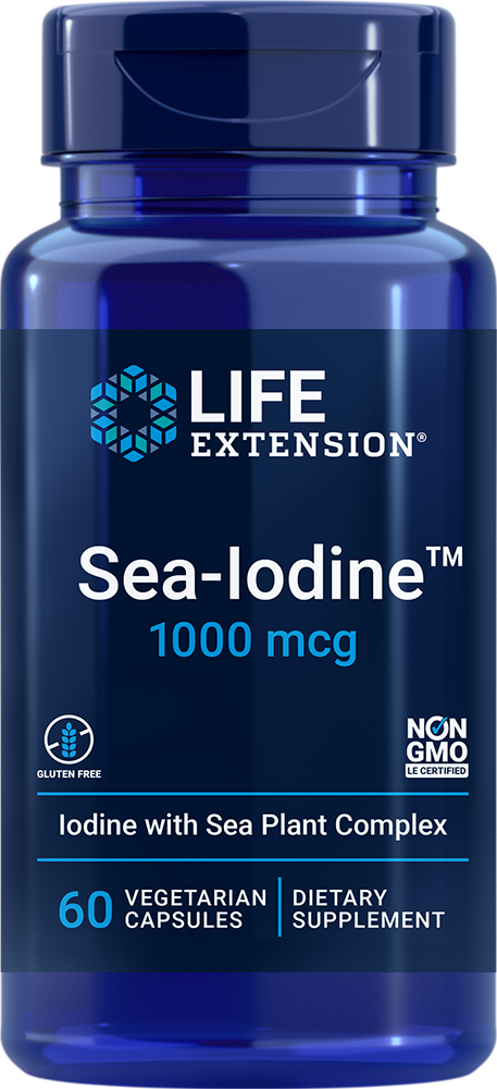 Sea-Iodine™ - Iodine with sea plant complex