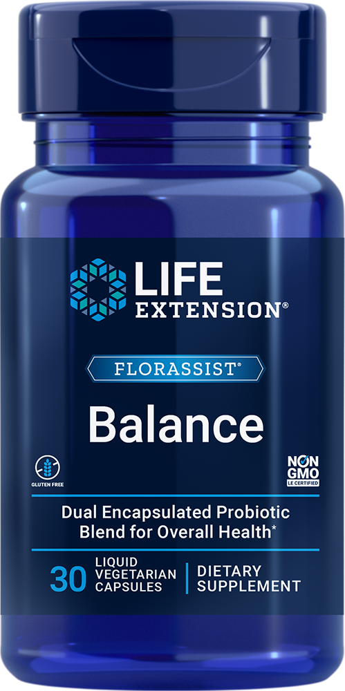 FLORASSIST® Balance - Get broad-spectrum probiotic support