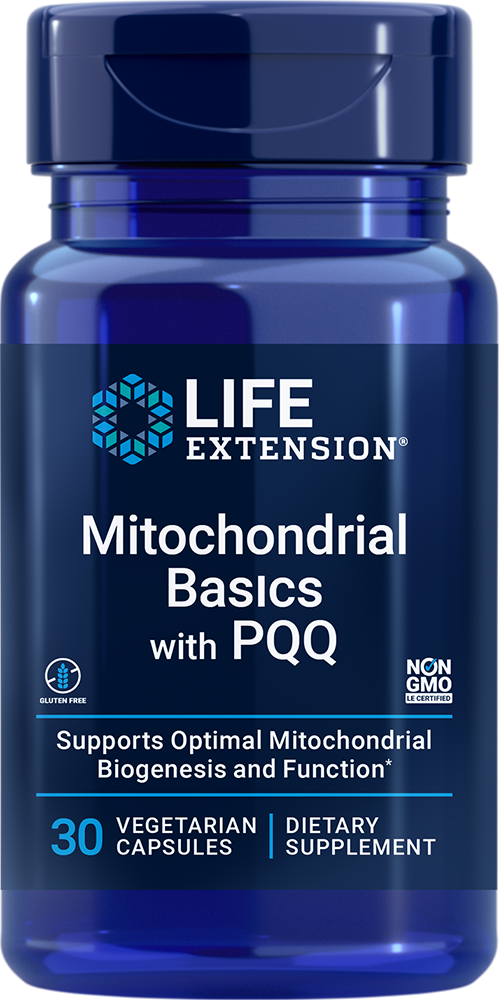 Mitochondrial Basics with BioPQQ® - For greater cellular energy production