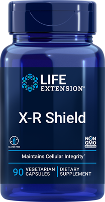 X-R Shield, 90 vegetarian capsules - Life Extension