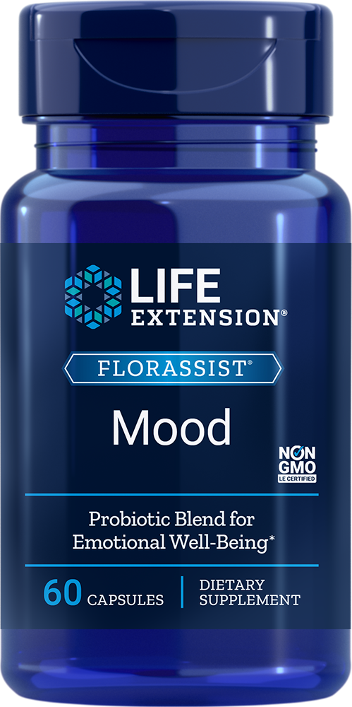 FLORASSIST® Mood - Supports mood and relaxation