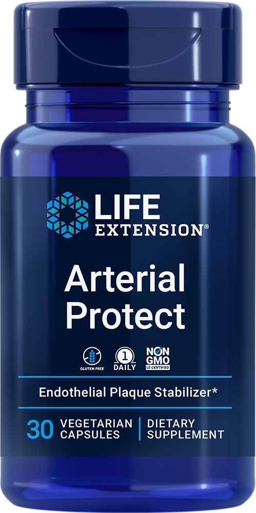Arterial Protect - Endothelial plaque stabilizer