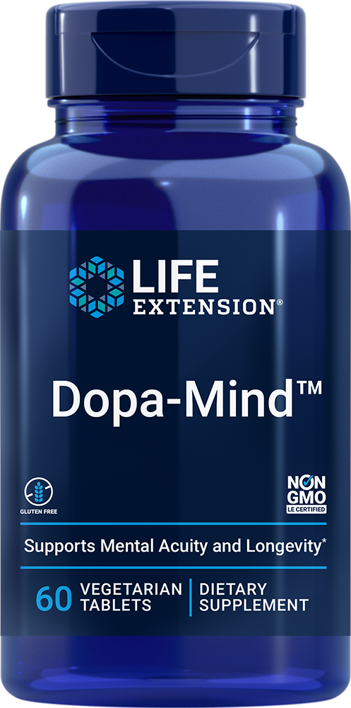 Dopa-Mind™ - Maintain youthful cognitive health