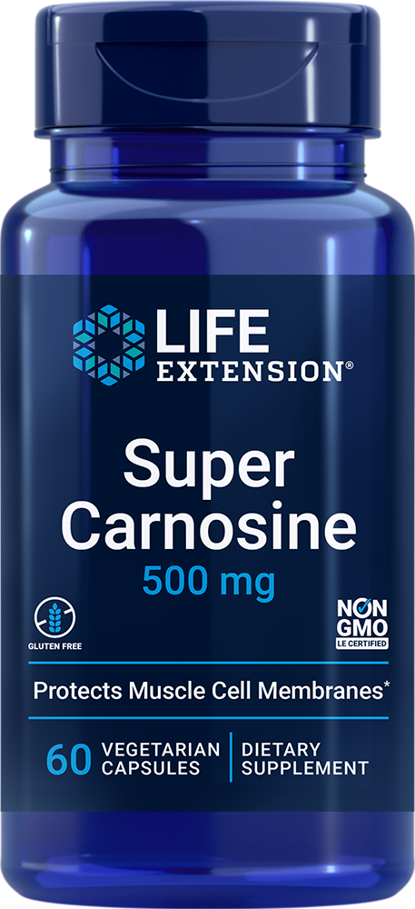 Super Carnosine - Antioxidant and anti-aging agent