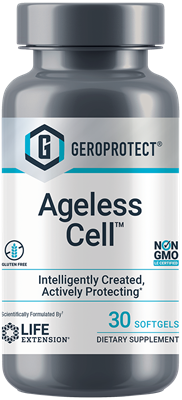 GEROPROTECT Ageless Cell, 30 softgels - Life Extension