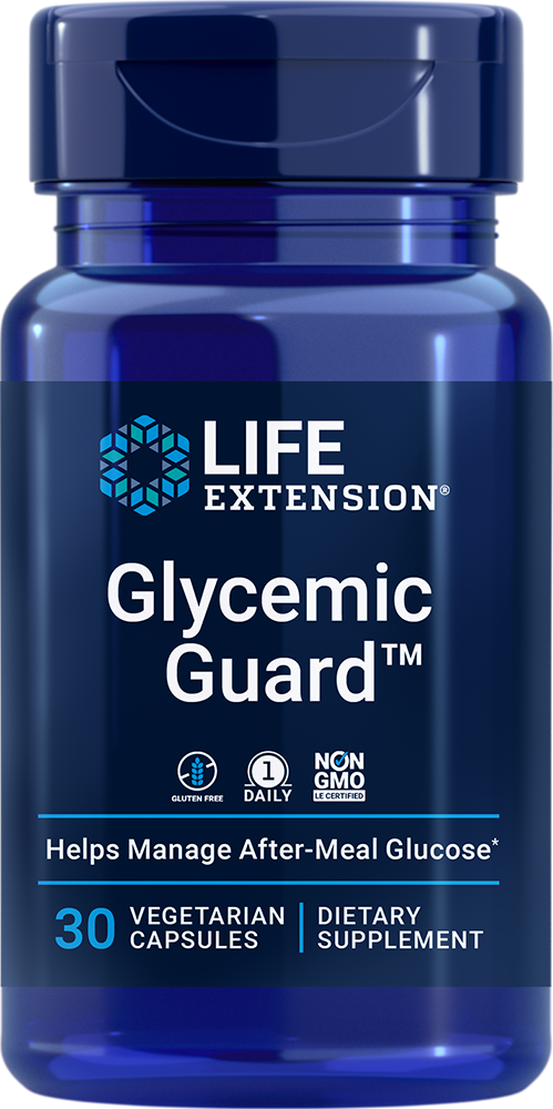 Glycemic Guard™ - Helps manage after-meal blood sugar