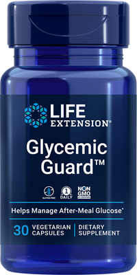 Glycemic Guard, 30 vegetarian capsules - Life Extension