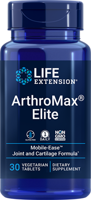 ArthroMax Elite, 30 vegetarian tablets - Life Extension