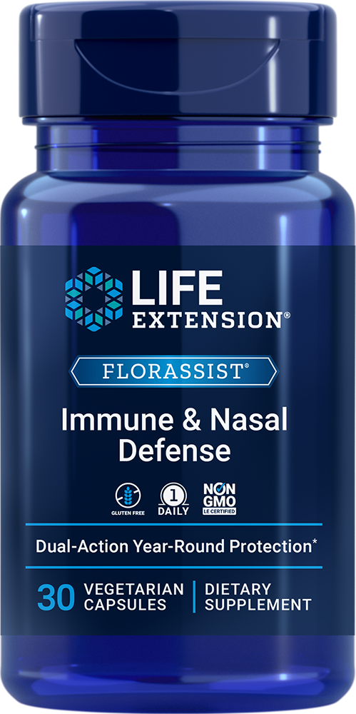 FLORASSIST® Nasal - Helps balance immune system response to seasonal changes