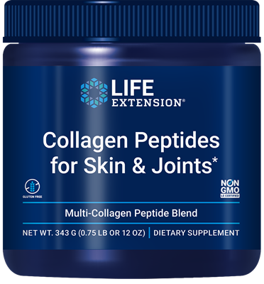 Collagen Peptides for Skin & Joint - Life Extension