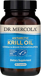 Antarctic Krill Oil -