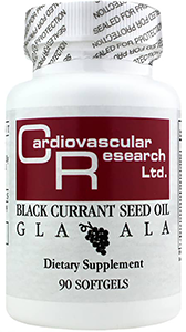 Black Currant Seed Oil  -