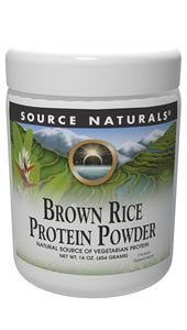 Brown Rice Protein Powder -