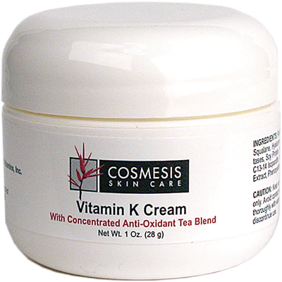Vitamin K Cream , 1 oz - Life Extension
