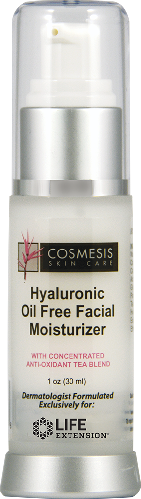 Hyaluronic Oil-Free Facial Moisturizer - How you moisturize oily skin