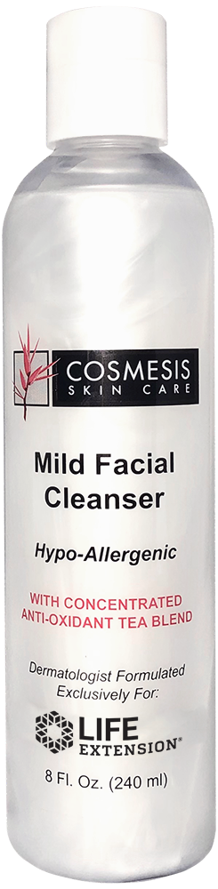 Mild Facial Cleanser - Ensure gentle daily cleansing