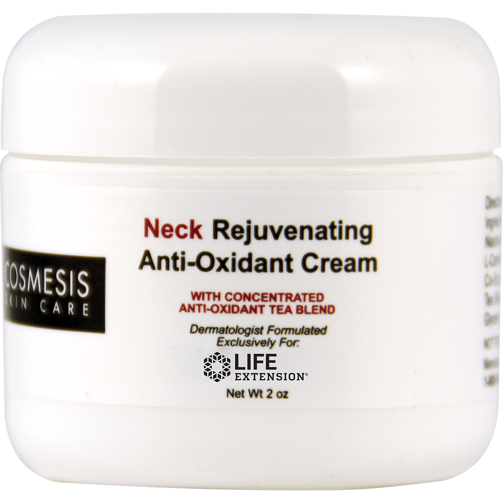 Neck Rejuvenating Anti-Oxidant Cream - Minimize the appearance of sagging skin