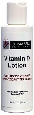 Vitamin D Lotion, 4 oz - Life Extension