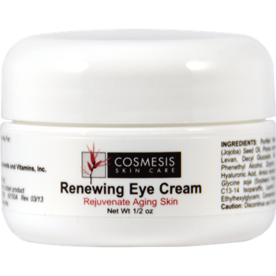 Renewing Eye Cream, 0.5 oz - Life Extension