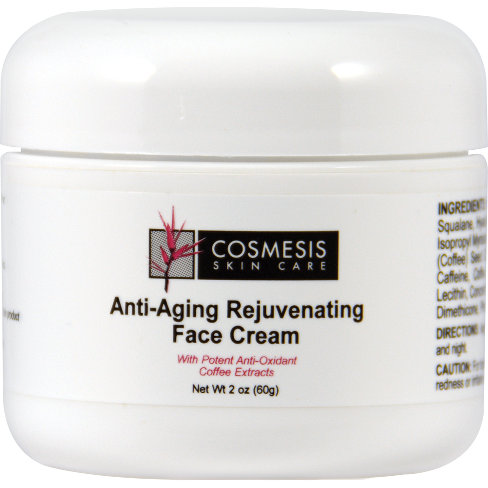 Anti-Aging Rejuvenating Face Cream - Protect your skin against the visible signs of environmental exposure