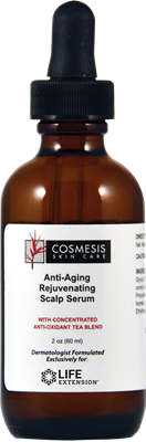 Anti-Aging Rejuvenating Scalp Serum, 2 oz - Life Extension