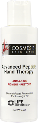 Advanced Peptide Hand Therapy, 4 oz - Life Extension
