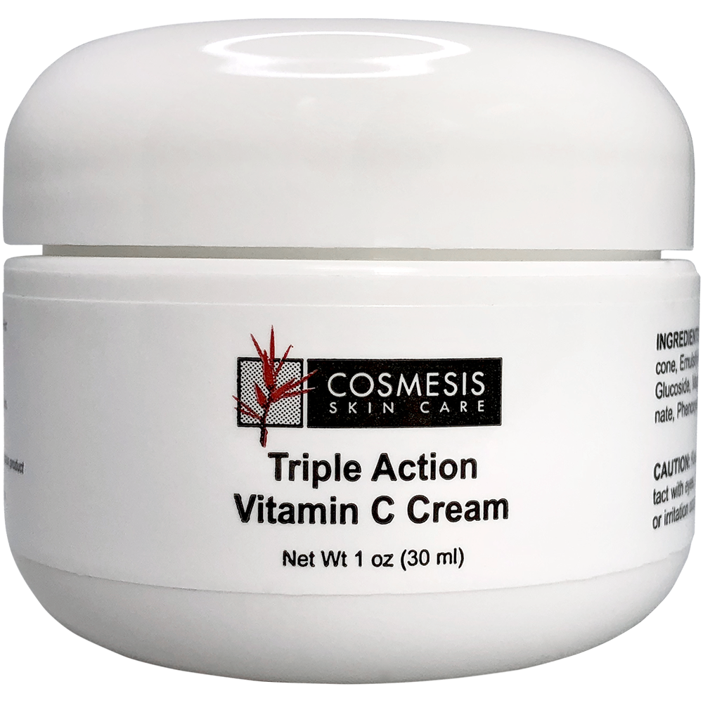 Triple Action Vitamin C Cream - More youthful skin within weeks