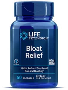 Bloat Relief - 60 Softgels