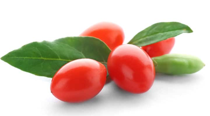 Goji berries studied and supportive of heart and eye health