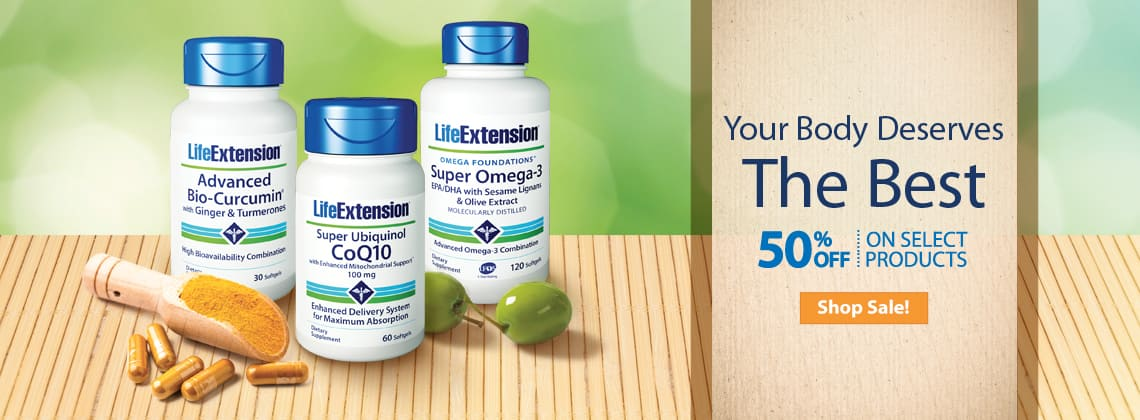Best of Life Extension Sale