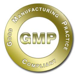 Good Manufacturing Practice Compliant